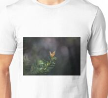Butterfly with a touch of bokeh  Unisex T-Shirt