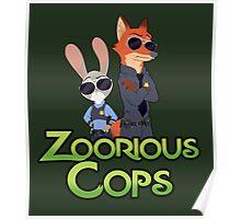 Zoorious Cops (Serious Cops) Poster