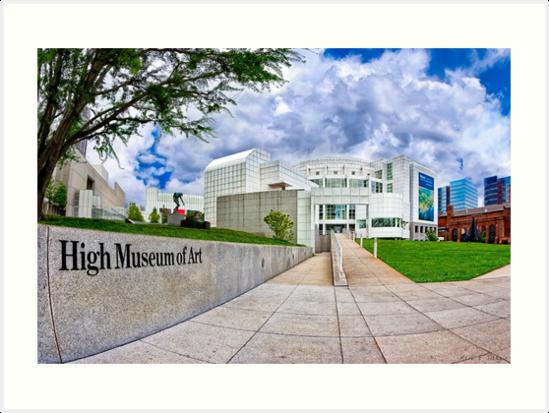 The High - Atlanta, Georgia by Mark Tisdale