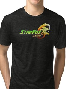 star fox zero Tri-blend T-Shirt