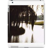 Willow Silouette iPad Case/Skin