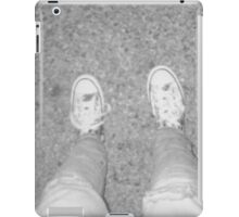 Grey Shoes Photo iPad Case/Skin