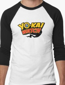 Yo-kai Watch Men's Baseball ¾ T-Shirt