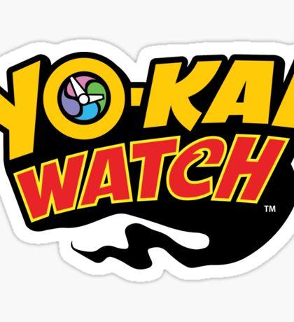 Yo-kai Watch Sticker