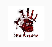Dark Brotherhood Handprint Unisex T-Shirt