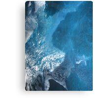 Mixtures Of Blue 1 Canvas Print