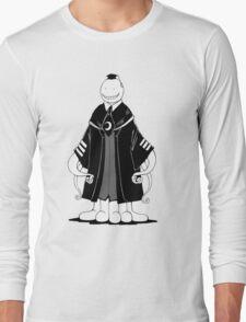 Assasination Classroom : Koro Sensei BW Long Sleeve T-Shirt