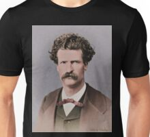 Young Mark Twain 1867 Unisex T-Shirt