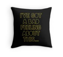 Star Wars Han Solo Throw Pillow