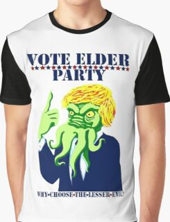 Trumpthulhu: Why Choose the Lesser Evil? Graphic T-Shirt