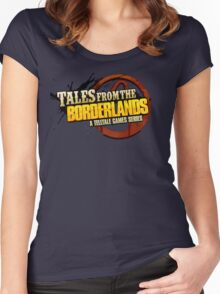 Tales from the Borderlands Women's Fitted Scoop T-Shirt