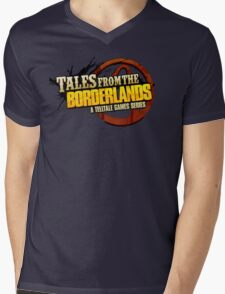Tales from the Borderlands Mens V-Neck T-Shirt