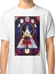 Baphomet Tarot  Classic T-Shirt
