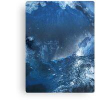 Mixtures Of Blue 2 Canvas Print