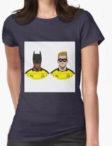 Aubameyang & Reus Womens Fitted T-Shirt