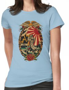 Rock of Ages Womens Fitted T-Shirt
