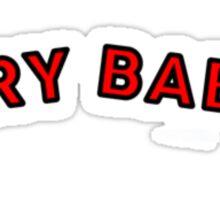 MELANIE MARTINEZ CRY BABY MERCH! Sticker