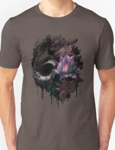 Death Blooms Unisex T-Shirt