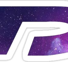 DP Space Purple Sticker