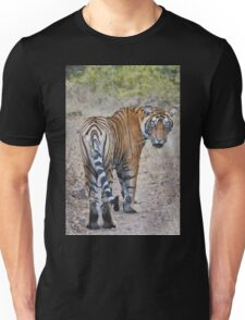 Young Male Tiger Unisex T-Shirt
