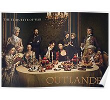 Outlander/Season two poster Poster