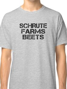 SCHRUTE FARMS BEETS Classic T-Shirt
