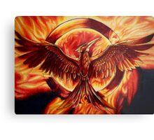 Hunger Games Mocking Jay  Metal Print
