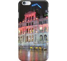 Glowing castle iPhone Case/Skin