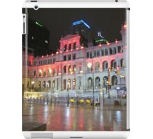 Glowing castle iPad Case/Skin