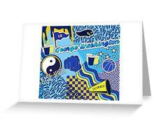 George Washington University Greeting Card