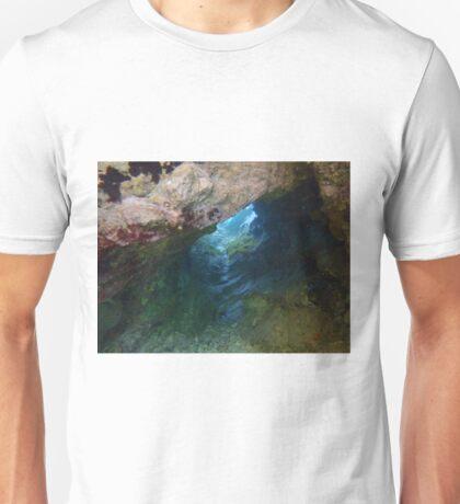 Diving (tunel) Unisex T-Shirt