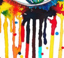 Rainbow Splash Eye Sticker