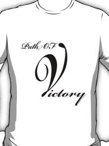 Men's Path Of Victory T_shirt T-Shirt