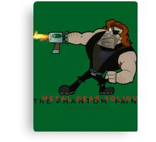Metal Gear Solid V: The Phantom Pain Canvas Print