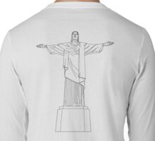 Cristo Redentor Long Sleeve T-Shirt