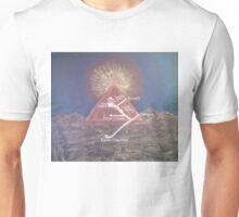 Inside a Pyramid Unisex T-Shirt