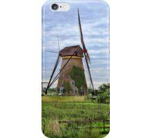The Mills of Kinderdijk iPhone Case/Skin