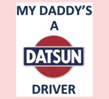 My Dad is A Datsun Dad One Piece - Long Sleeve