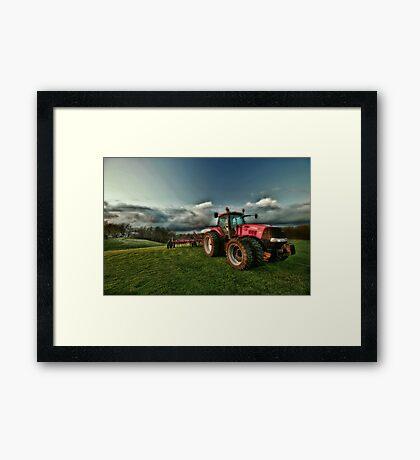Case 305 Framed Print