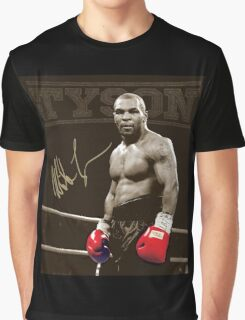 Mike Tyson The Best Ever Graphic T-Shirt