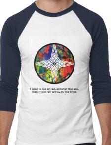 Took an Arrow in the Knee - Dawnstar Version Men's Baseball ¾ T-Shirt