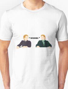 Wicked.  Unisex T-Shirt