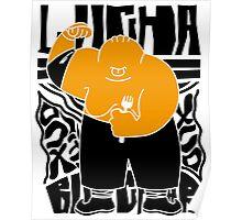 La Luchador21 Poster