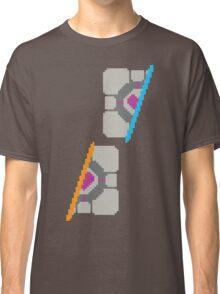 Pixel Companion Cube Classic T-Shirt