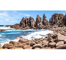 The Pinnacles, Phillip Island Photographic Print