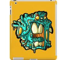 mutant head iPad Case/Skin