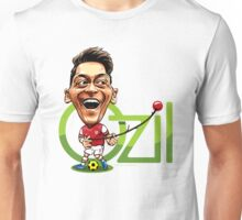 Mesut Ozil Caricature Unisex T-Shirt