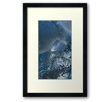 Sapphire 2 Framed Print