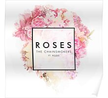 The Chainsmokers featuring Rozes : Roses Album Poster