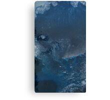 Sapphire 3 Canvas Print